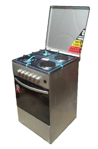C5022E Electric Plate Gas Cooker