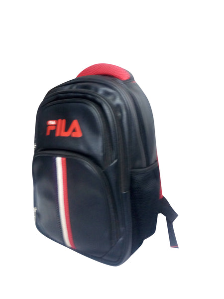 FILA Black Laptop Bag