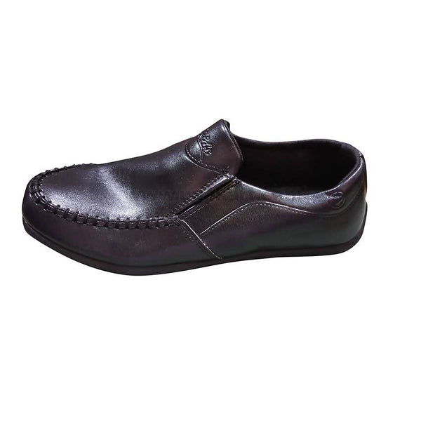 Faux leather shoe For Boys