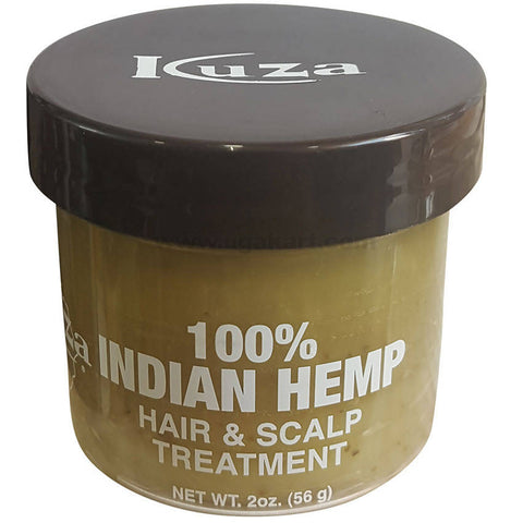 100% Indian Hemp Hair & Scalp Treatment, 56g