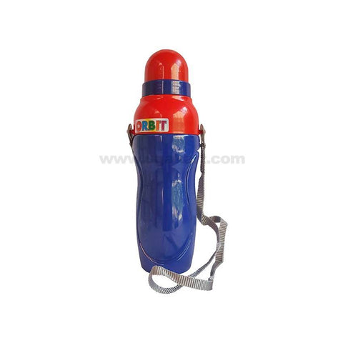 Orbit Dark Blue And Red Water Bottle