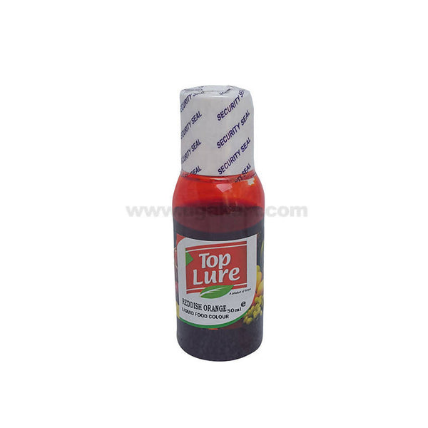 Top Lure Reddish Orange Liquid Food Colour_50ml