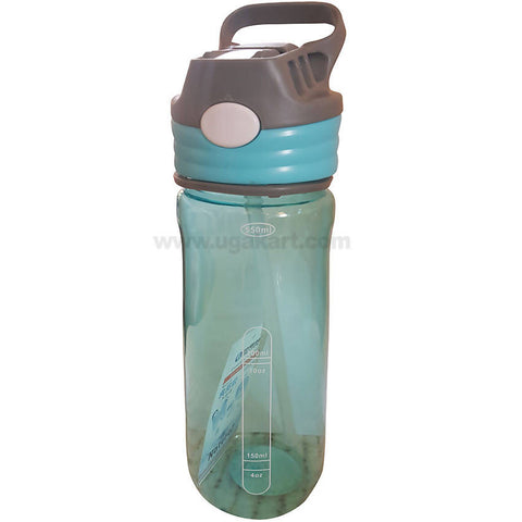 Blue and Grey 550ML Water Bottle (550ML)