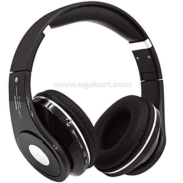 STN Black wireless Headphones