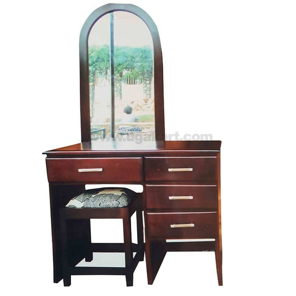 Dressing Table With 4 Draw And 1 Stool