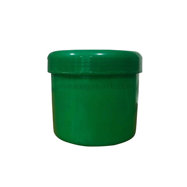 Green Plastic Container - Size Medium