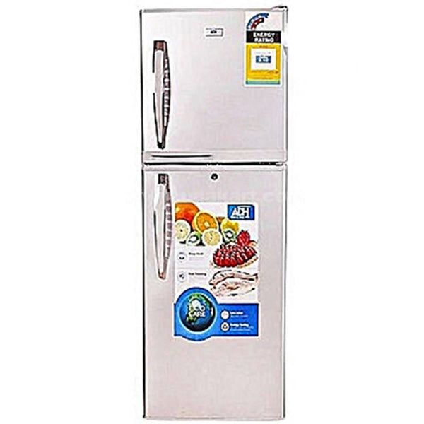 ADH 168 Liters - BCD8139-6B - Top-Mount Refrigerator - Silver