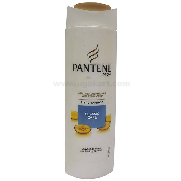 Pantene Pro-V Classic Care Solutions 2-In-1 Shampoo and Conditioner-400ml