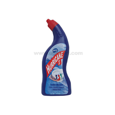 Hurricane Triple Power Toilet Cleaner Ocean Fresh_500ml