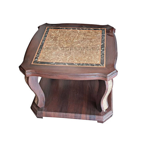 Solid Wood Triable Design Coffee Table