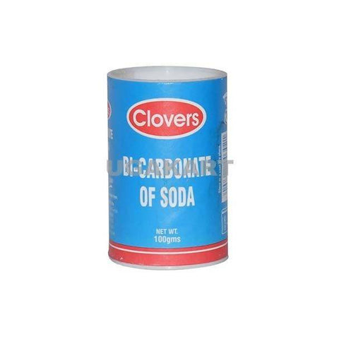 Clovers Bi- Carbonate Of Soda 100 GM