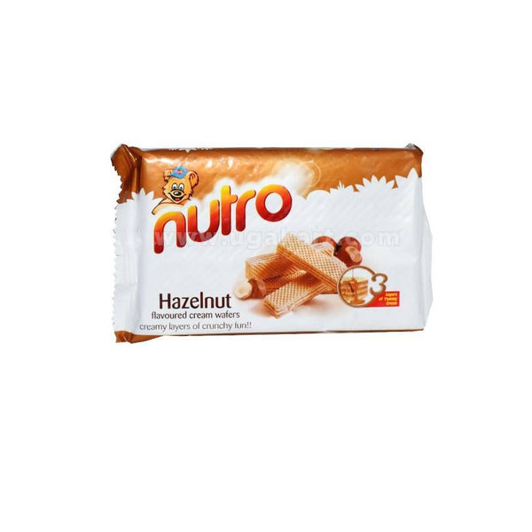 Nutro Hazelnut Flavoured Cream Wafers
