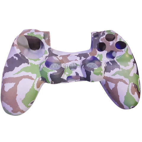 Pink Camo Skin Protective Rubber Case Cover For XBOX Wireless Controller