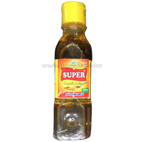 Super Gingelly Oil 200ml