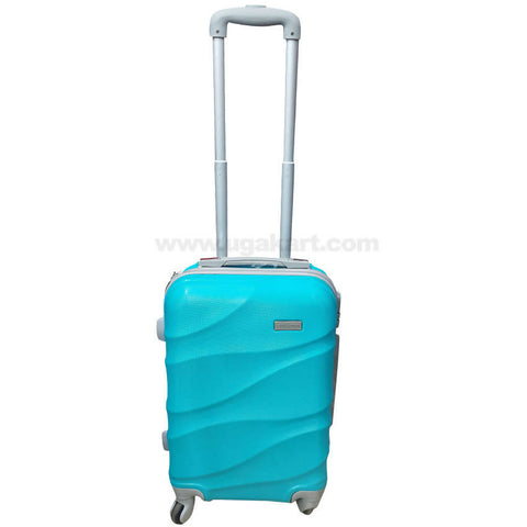 Cyan Hardside Spinner Luggage Suitcase (Small)