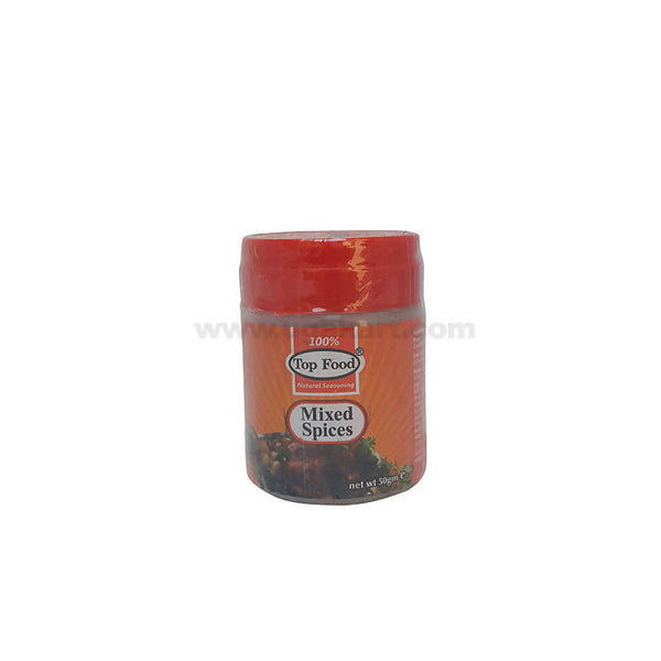 Top Food Mixed Spices_50gm