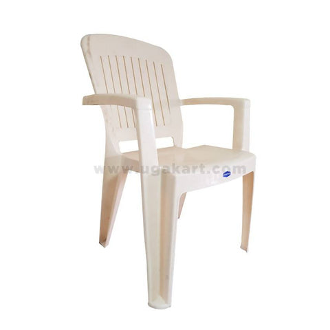 Kenpoly Plastic Chair - Grey