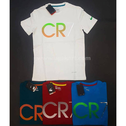CR7 Labelled T-Shirts