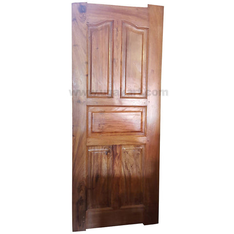 Ready Made Wooden Door Classic Design 03x7)