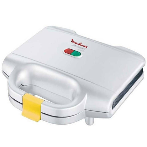 Moulinex Ultracompact Sandwich Maker - SM154042_White