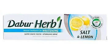 Dabur Herbal Toothpaste For Whitening