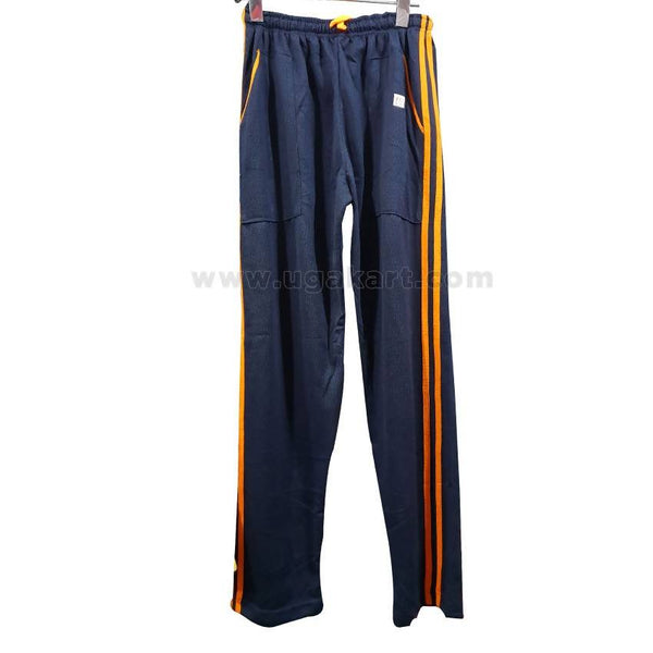 Jogging Trouser Nevy Blue & Yellow