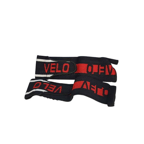 Wrist Band - Red and Black