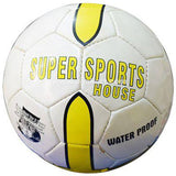 Yellow And White Football