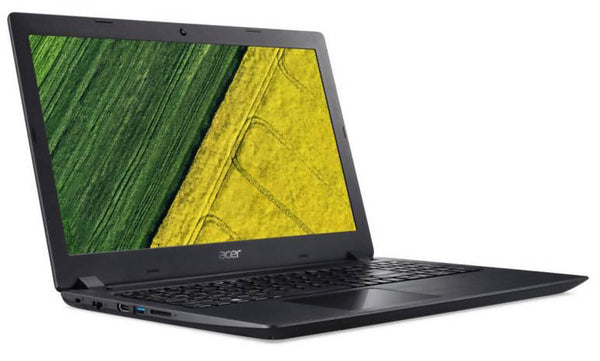 Acer Aspire A315-2 Laptop Duo Core, 500GB HDD, 4GB RAM, 1.5Ghz Processor speed, 15.6 inch screen