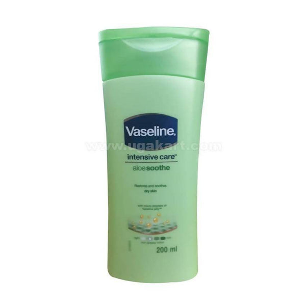 Vaseline Intensive Care - Aloe Soothe Lotion 200ml