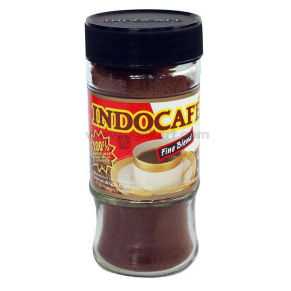 Indocafe Fine Blend Instant Coffee _50GM