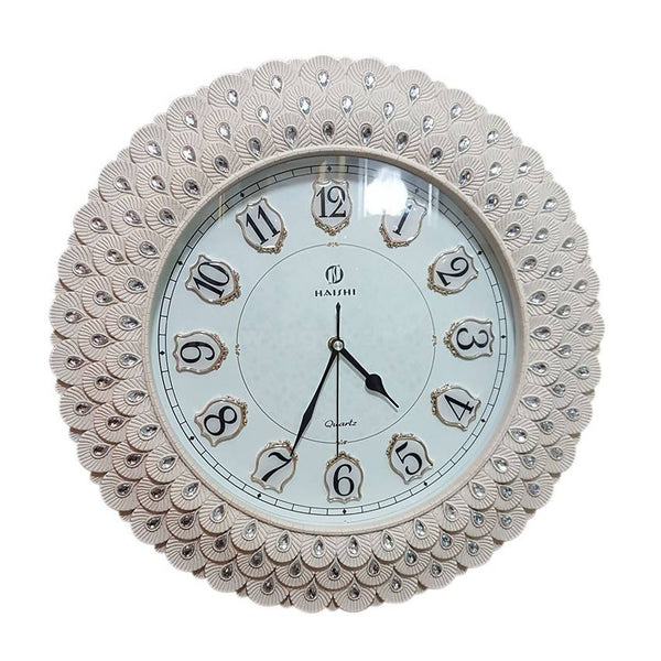 Haishi Round Shaped Wall Clock