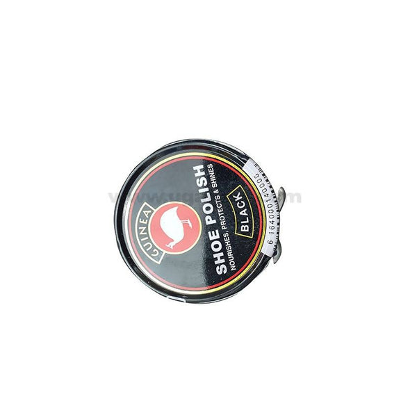 Guinea Shoe Polish Black_2PC