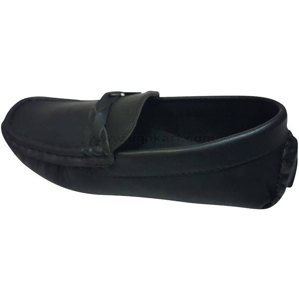 Full Black Casual Shoes For Kids