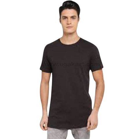 Dark Maroon Men's T-Shirt (Size: S,M,L,XL)