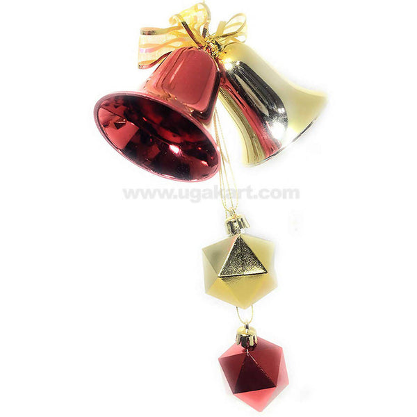 Red and Golden Decoration Bells