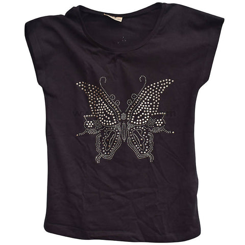 Women Black_T Shirt