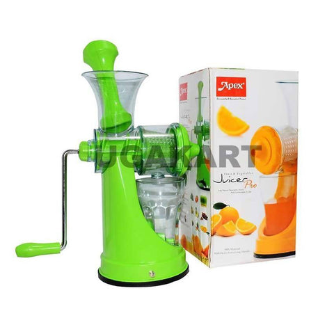 Apex Fruit And Vegetable Juicer Pro