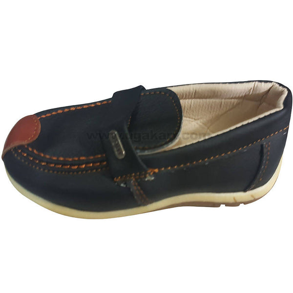 New Spring Boys Shoes-Black & Brown(Size-17 to 20)