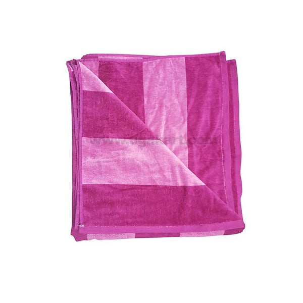 Hot Pink Medium Size Towel