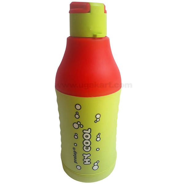 Pratap Lemon Yellow HY Cool Water Bottle
