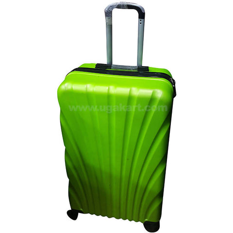 Green Hardside Spinner Luggage Suitcase (Medium)