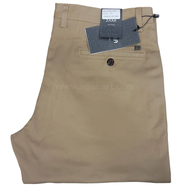 Camel Color Trouser For Men