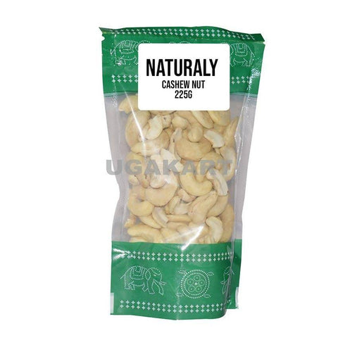 Naturaly Cashew Nuts 225gm
