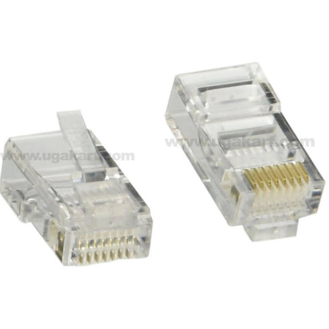 RJ 45 Jack Connector_10PCS