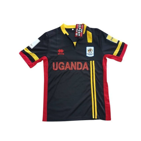 Uganda Men's T-Shirt - Black