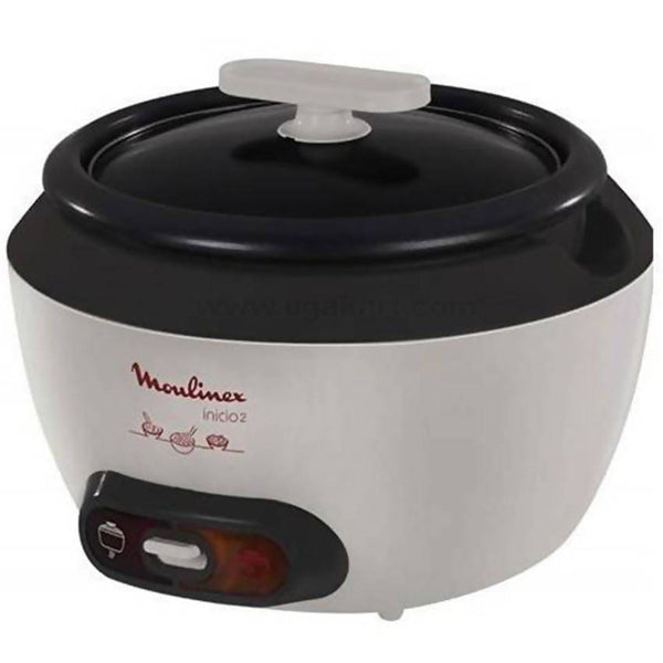 Moulinex Inicio Automatic Rice Cooker - MK156127_White