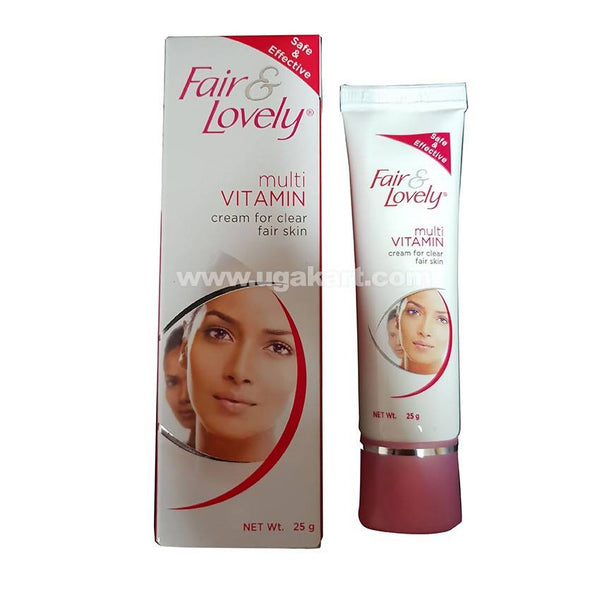 Fair & Lovely Multi viatamin cream for clear skin - 25ml