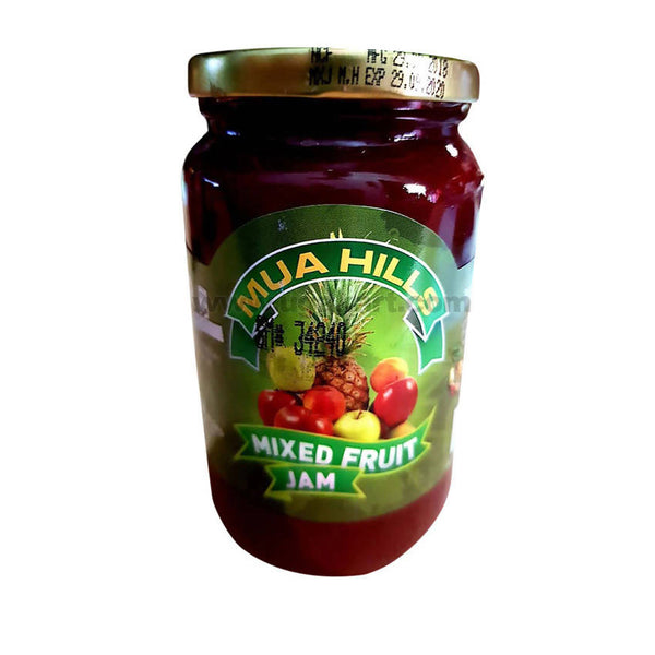 MUA HILLS MIXED FRUIT JAM_500G