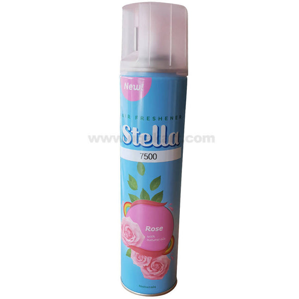 Stella 7500 Rose With Natural Oils_Air Freshener_250ML